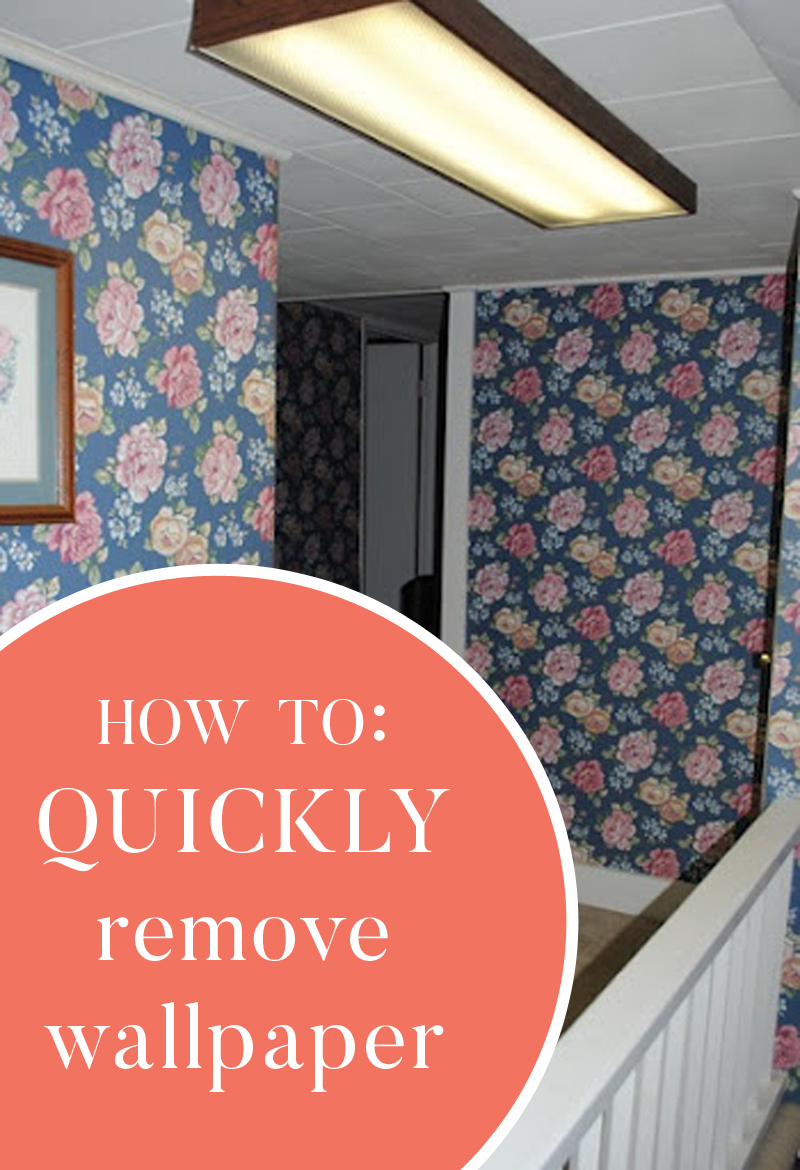 removing wallpaper one beautiful home