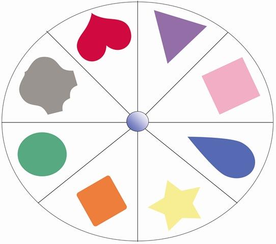 Shape Wheel