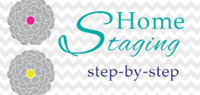 Staging your home to sell. Step 1