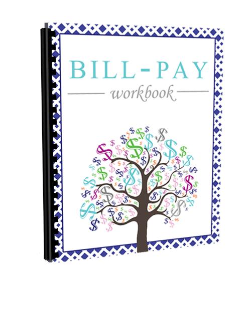 Bill Pay Workbook