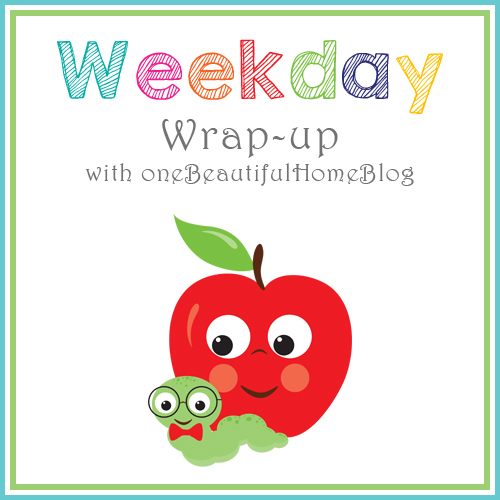 Weekday Wrap-up Image