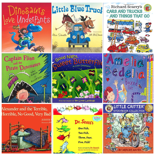 READ readers favorite books