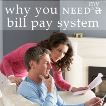 Why you need a bill pay system!