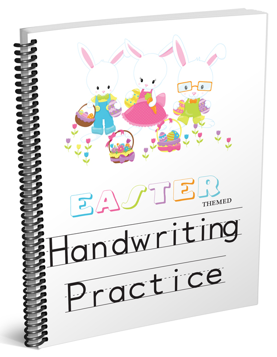 Easter Workbook