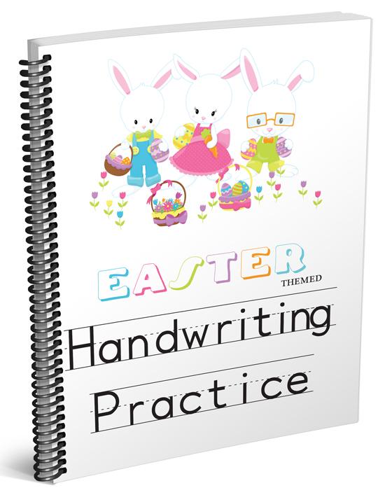 Easter Workbook