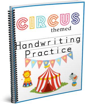 Circus Workbook