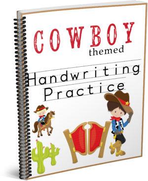 Cowboy Workbook