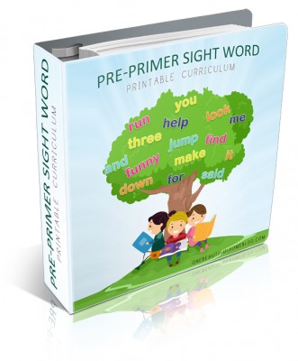 Children get excited to learn new sight words when using this amazing curriculum! With over 540 pages of fun, engaging, and educational pages who wouldn't love it!?