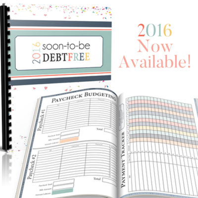Soon to be debt free 2016