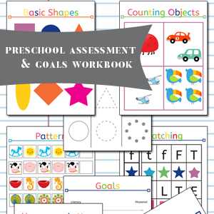 photograph relating to Preschool Assessment Forms Free Printable named Preschool Analysis » Just one Attractive Residence