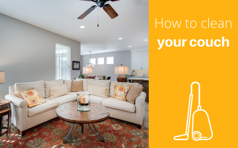 How To Clean A Microfiber Couch {It's Easy!}