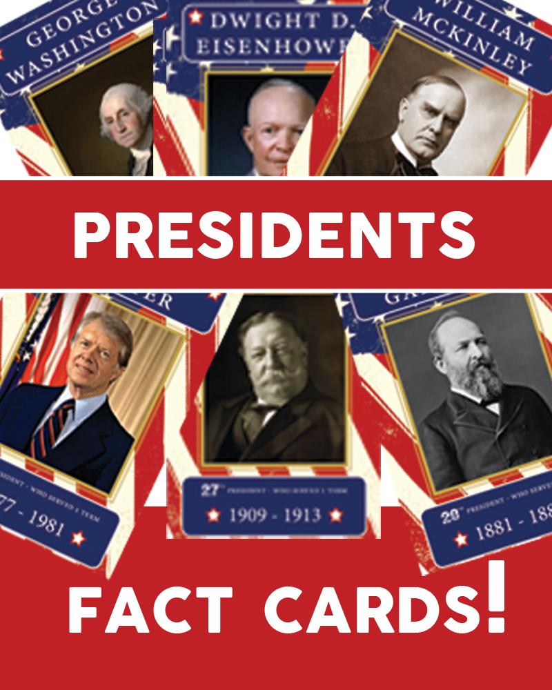 President Flashcards