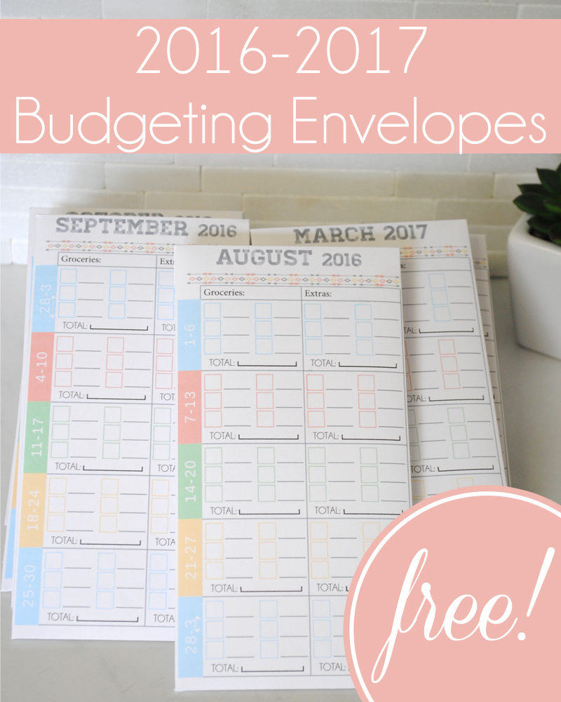 Stop assuming your finances will even themselves out, and start working for it!! These budgeting envelopes are an amazing resource, that are easy to use, beautiful, organized and perfect at keeping your budget on track!