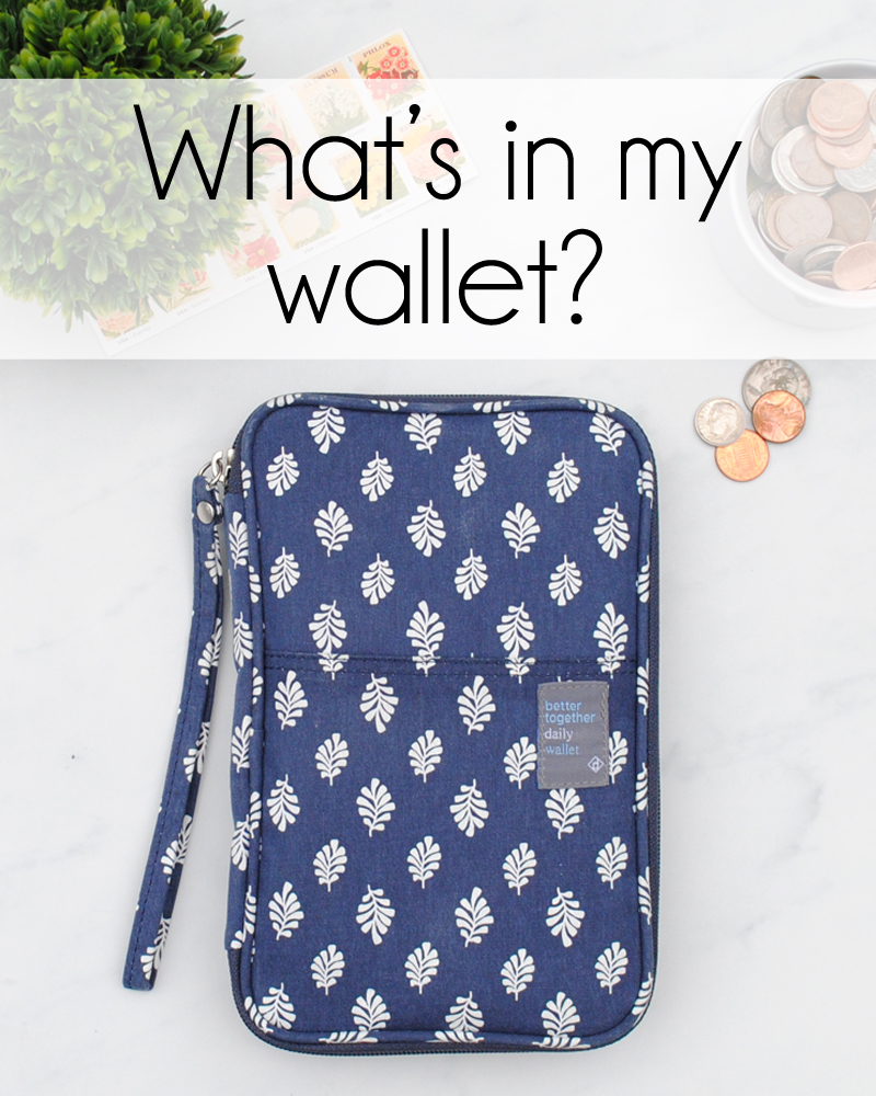 See how I setup my wallet to keep me on budget, and organized at all times!