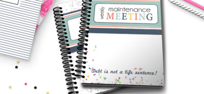Weekly Maintenance Meetings