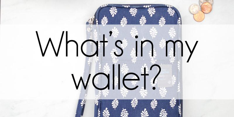 Whats in my walett