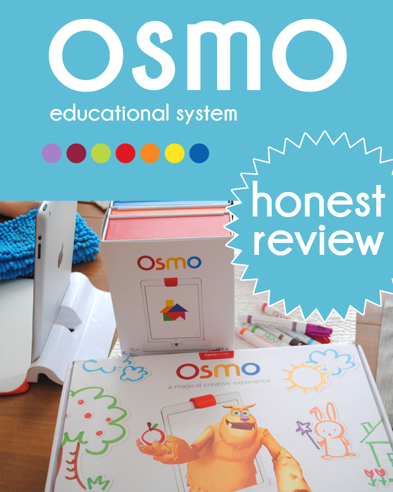 Honest Osmo Review