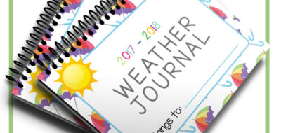 Weather Journal for Kids