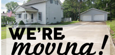 So…We're Moving!
