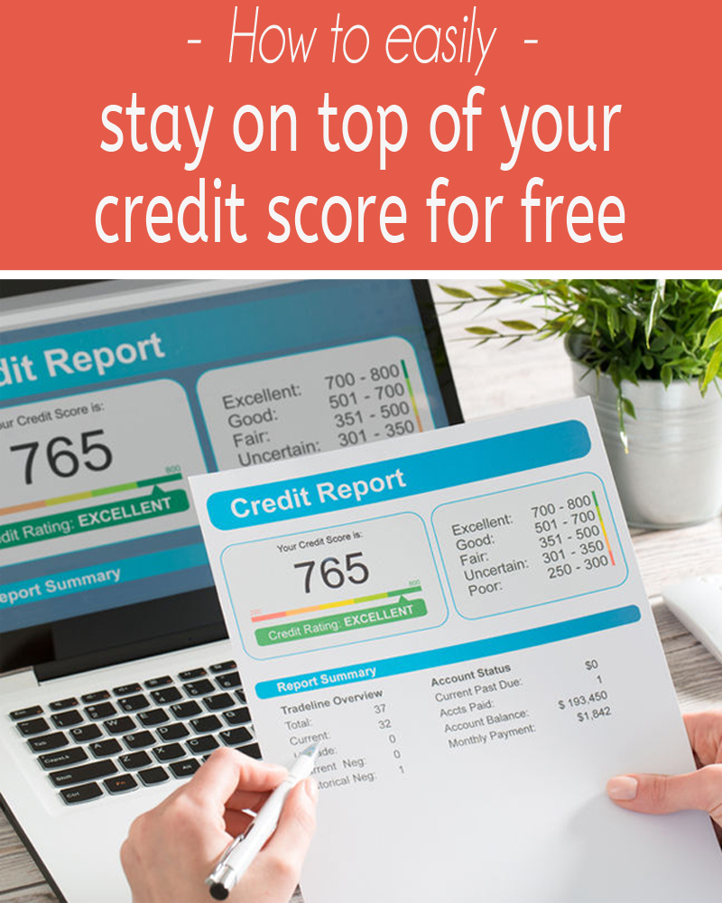 manage your credit score