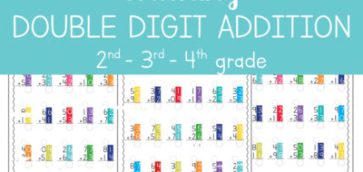 Early Education | Double Digit Addition