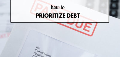 Money Matters | How to Prioritize Your Debt