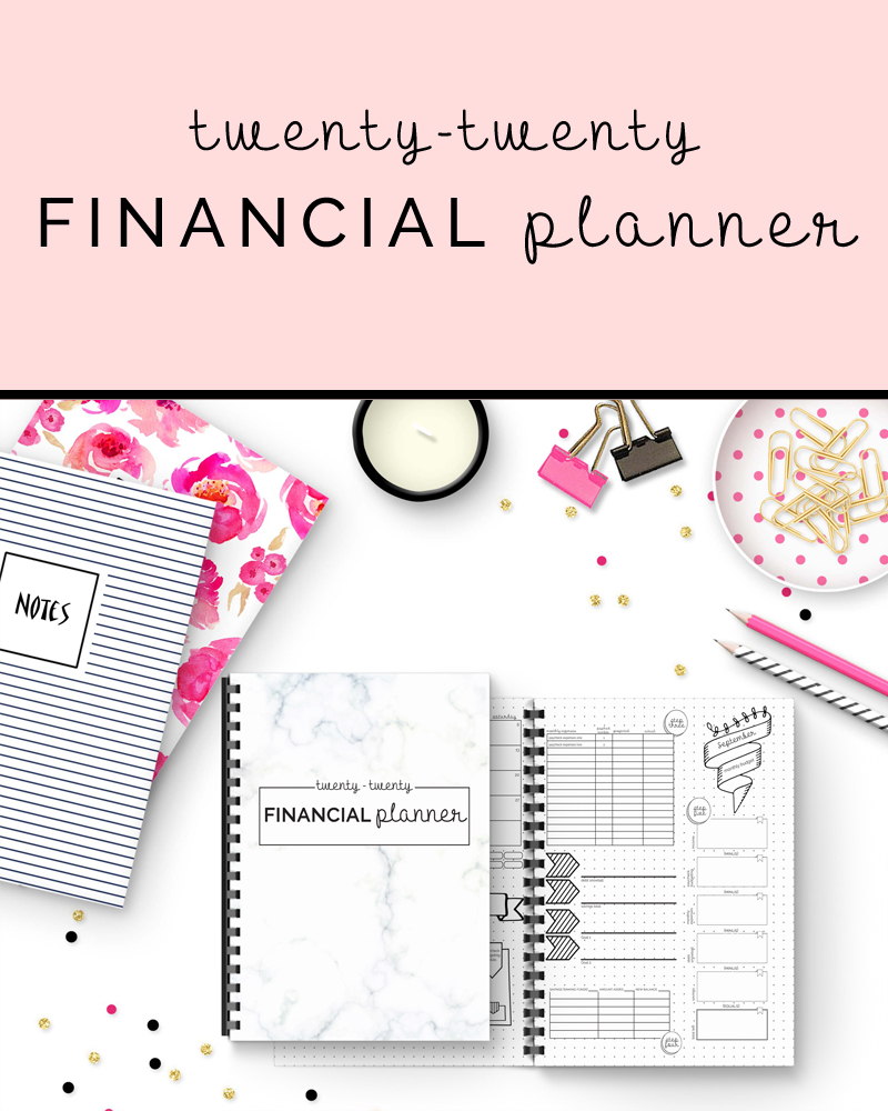 2020 Financial Planner is now available!